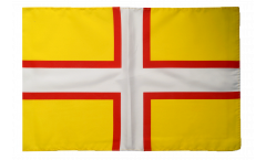 Flagge mit Hohlsaum Großbritannien Dorset