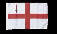 Flagge mit Hohlsaum Großbritannien London
