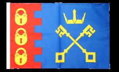Flagge mit Hohlsaum Großbritannien Willenhall