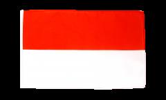 Flagge Indonesien - 30 x 45 cm