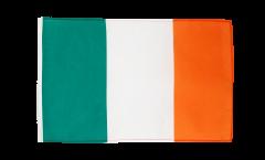 Flagge mit Hohlsaum Irland