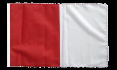 Flagge mit Hohlsaum Irland Westmeath