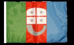 Flagge Italien Ligurien - 30 x 45 cm