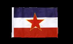 Flagge Jugoslawien alt - 30 x 45 cm