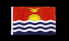 Flagge mit Hohlsaum Kiribati