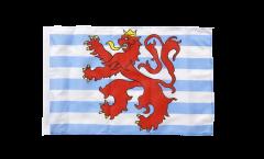 Flagge Luxemburg Löwe - 30 x 45 cm