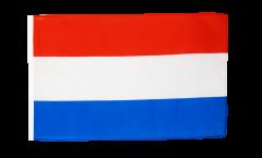 Flagge mit Hohlsaum Niederlande