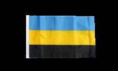 Flagge Niederlande Gelderland - 30 x 45 cm