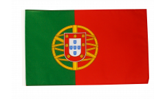 Flagge mit Hohlsaum Portugal