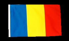 Flagge Rumänien - 30 x 45 cm