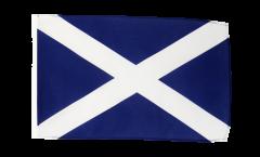 Flagge mit Hohlsaum Schottland