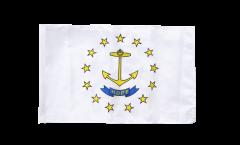 Flagge mit Hohlsaum USA Rhode Island