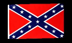 Flagge mit Hohlsaum USA Südstaaten