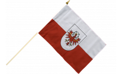 Stockflagge Österreich Tirol