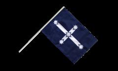 Stockflagge Australien Eureka 1854