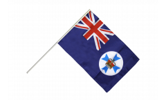 Stockflagge Australien Queensland