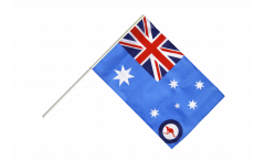 Stockflagge Australien Royal Australian Air Force