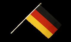 Stockflagge Deutschland