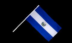 Stockflagge El Salvador