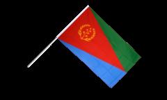 Stockflagge Eritrea