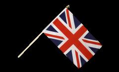 Stockflagge Großbritannien - 30 x 45 cm