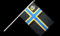 Stockflagge Großbritannien Caithness