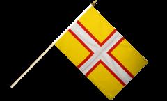 Stockflagge Großbritannien Dorset