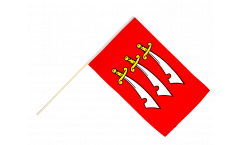 Stockflagge Großbritannien Essex