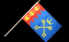 Stockflagge Großbritannien Willenhall