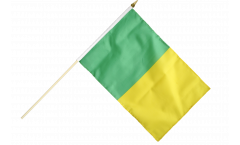 Stockflagge Irland Donegal