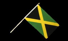 Stockflagge Jamaika