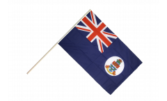 Stockflagge Kaiman-Inseln
