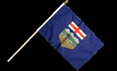 Stockflagge Kanada Alberta - 30 x 45 cm