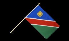 Stockflagge Namibia