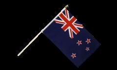 Stockflagge Neuseeland