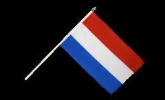Stockflagge Niederlande