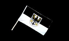 Stockflagge Ostpreußen