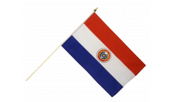 Stockflagge Paraguay - 30 x 45 cm