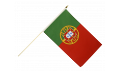 Stockflagge Portugal