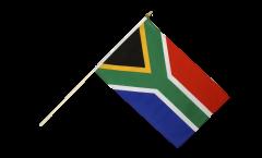 Stockflagge Südafrika