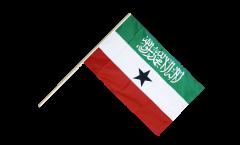 Stockflagge Somaliland
