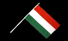Stockflagge Ungarn