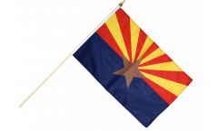 Stockflagge USA Arizona - 30 x 45 cm