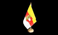 Tischflagge Österreich Kärnten