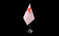 Tischflagge Australien Pink