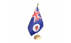 Tischflagge Australien Tasmania