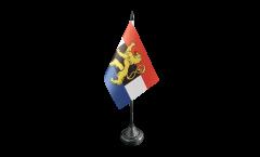 Tischflagge Benelux - 10 x 15 cm
