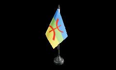 Tischflagge Berber Amazigh