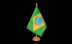 Tischflagge Brasilien