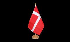 Tischflagge Dänemark